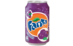 Foto Fanta cassis (0,33 cl)