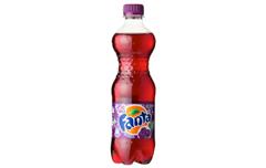 Foto Fanta cassis (petfles 0,5 l)